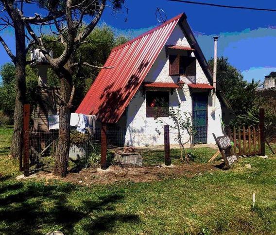 Cabaña Barra De Chuy Uruguaya Para 4 Personas