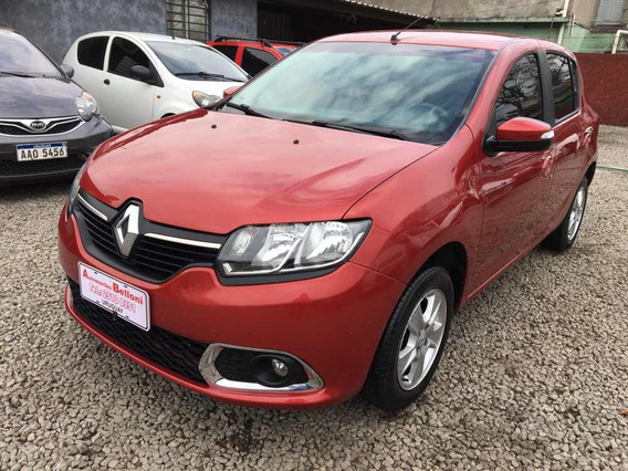 Flamante !!! Renault Sandero New Privileg 1.6 Full Año 2018