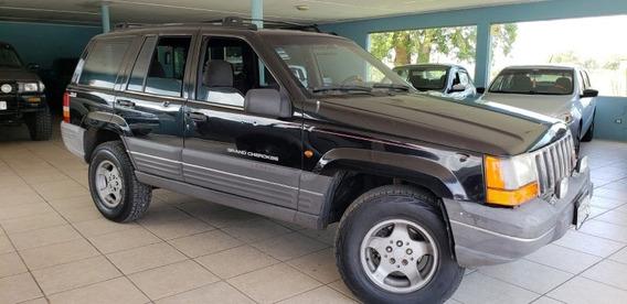 Jeep Grand Cherokee Indeterminada