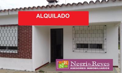 Casa Mas Apto En Playa Pascual Sobre Calle R