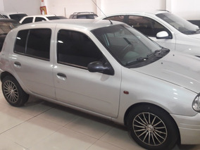 Renault Clio 2rt Full. 2001 5 Pts U$s 7000 Permuta Financia