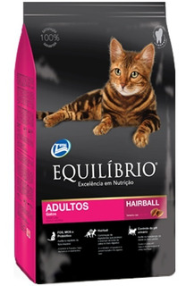 Comida Gato Adulto Equilibrio 7,5 Kg + Envío Gratis