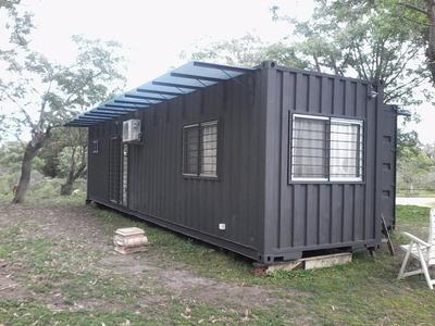 Casa Container - Container - Contenedor - Casa Contenedor