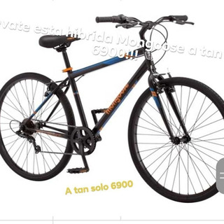 Bicicleta Hibrida Mongoose Importada Usa 700