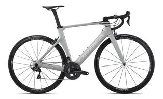 Bicicleta Ruta Orbea Orca Aero M20 Team Perla-plata
