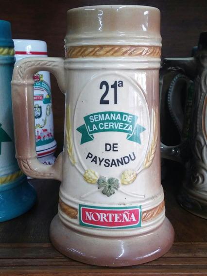 Jarra Semana De La Cerveza Nro 21