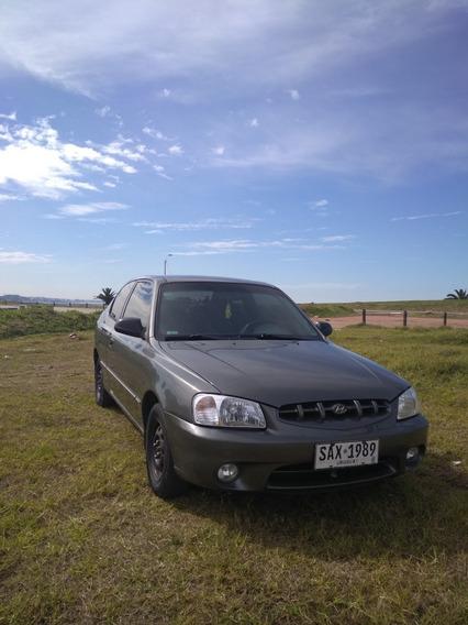 Hyundai Accent 1.5 Gs 3dr 2001