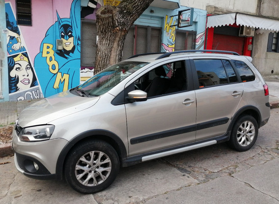 Volkswagen Suran Cross - Unico Dueño - 2013 Sólo 70 Mil Km!!