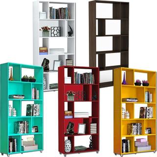 Biblioteca - Estantería - Multiuso - Dormitorio Oficina -lcm