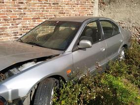 Mitsubishi Galant Vr6 Manual 6 Cilindros Chocado !
