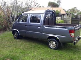 Faw Faw Brio 1.0 Doble Cabina Año 2014, Poco Kilometraje
