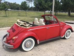 Volkswagen Fusca Descapotable