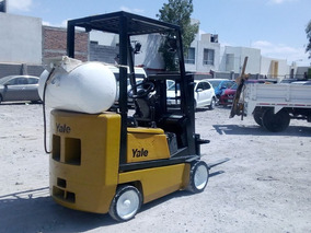 Montacargas Yale 4000 Lbs 1998 Forklift