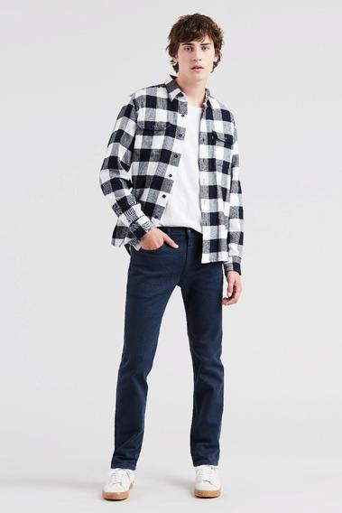 Pantalón Levi´s® Hombre 511 Slim Fit Dress Blue