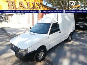 Fiat Fiorino Año 2006 Entrega U$s 3000 Financia Sola Firma