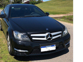 Mercedes Benz C350 Coupe 3,5 Lt 302hp Con 36500 Km Impecable