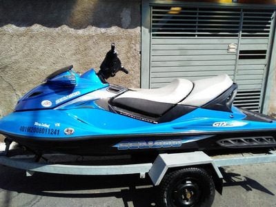 Jet Ski Sea Doo Gtx Limited 215 Cv