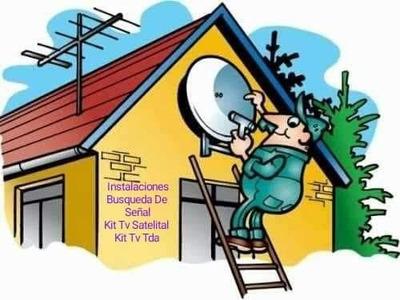 Tecnico Tv Satelital Soolucionamos Todos Los Problemas Ya!!!