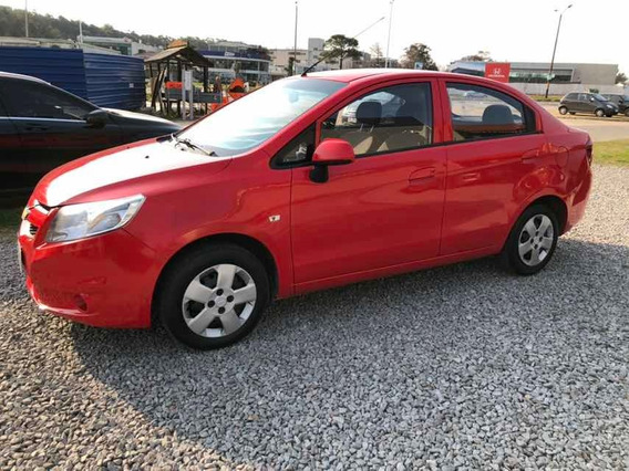 Chevrolet Sail 1.4 Lt 2014 - Financio 50% - Permuto