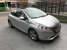Peugeot 208 1.6 Automatico Frances, Act Pk 5, 6 Airbags