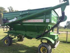 Carro Semillero Semilla Fertilizante Maquinaria Agrícola
