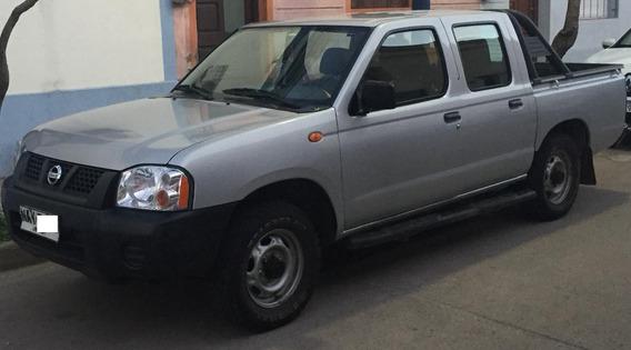 Nissan Frontir 4x2 Doble Cabina - Nafta - Año 2013