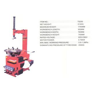 Desenllantadora De Neumaticos T 502 0.75kw