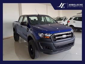Ford Ranger Xl 2.5 Nafta 4x2 2018 Entrega Ya! Arbeleche