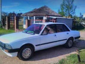 Peugeot 505 1986