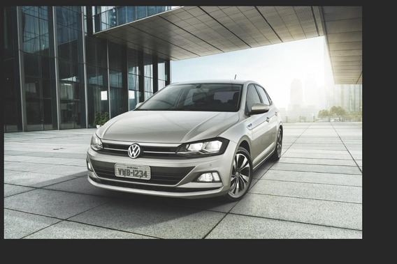 Volkswagen Polo Trendline 0 Km 2020 Entrega Inmediata.