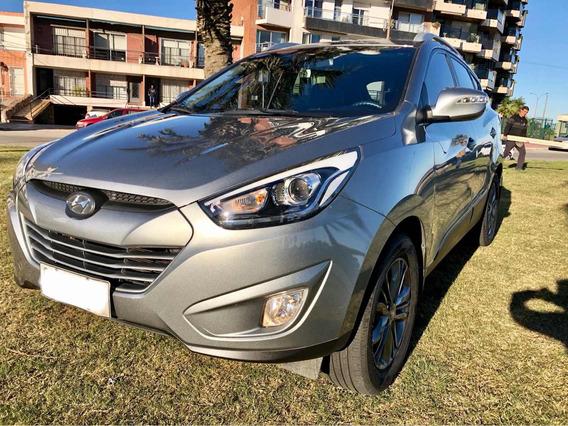 Hyundai Tucson 2.0 Mod Nuevo Unico Dueño Ficha En Service