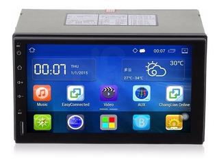 Radio Quantum Qy-7full Pantalla 7 Android 6! Sorteo Tv 50!