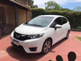 Honda Fit 1.5 Ex-l At 120cv 2016