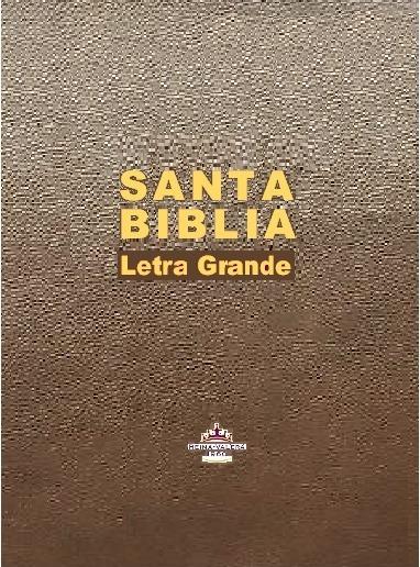 Bella Biblia Letra Grande Reina Valera 60 Concordancia Vinil