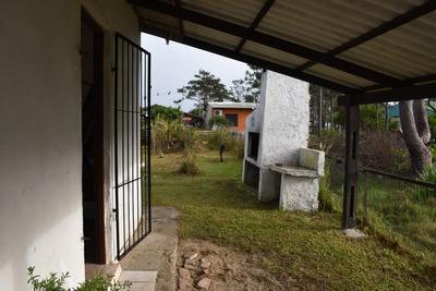 Casa En Alquiler, Chuy Brasil, Alborada Cerca Rocha
