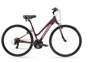 Bicicleta Cannondale Adventure 3 Mujer - B Y V Importaciones