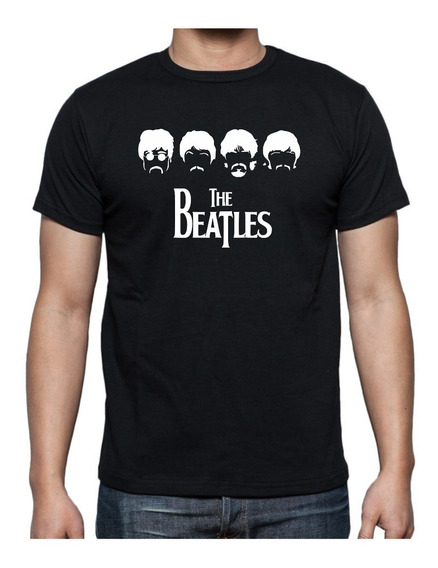 Remeras The Beatles Duplo