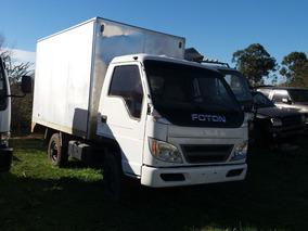Camioncito Foton 1039 Con Chocado Pero Ya Reparado