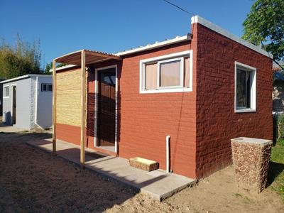 Casas De 1 Ambiente Con Baño. Alojamientos 0es3