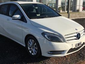 Mercedes Benz Clase B 1.6 B200 City 156cv 2014 Haimovich