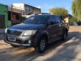 Toyota Hilux Sr 4x4 Sr 4x4 Diésel