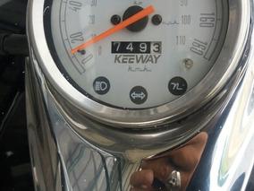 Keeway Cruicer 250