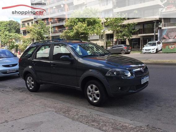 Fiat Palio Weekend 2014