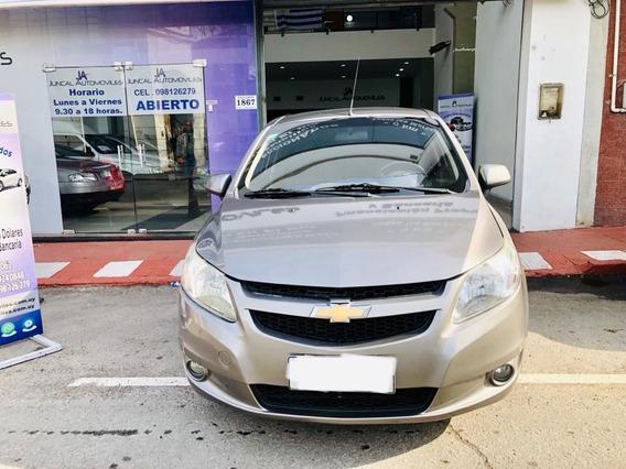 Chevrolet Sail Lt Full Año 2014 Retira Con U$d 4.900 Único