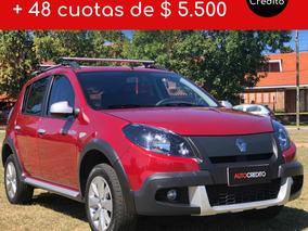 Renault Sandero Stepway U$d 5500 +48de $5500