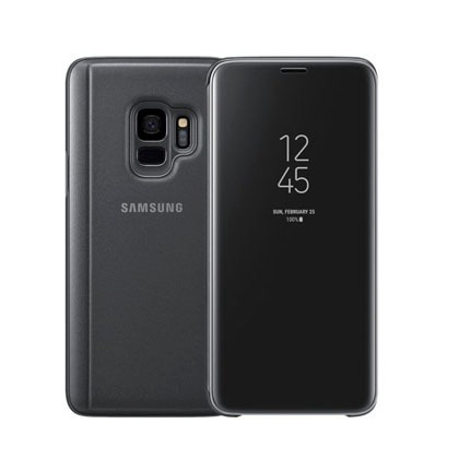 007154b9d22 Flip Cover Samsung Galaxy S9 Color Negro - $ 2.490,00 en Mercado Libre