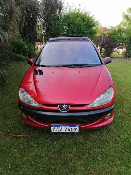 Peugeot 206 1.6 Xs 2001