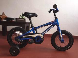 Bicicleta Niño Specialized Hotrock 12