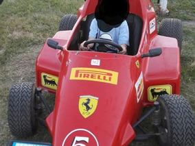Ferrari Mini Car A Motor
