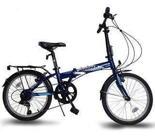 Bicicleta Plegable Trinx Acc.shimano 100% Armada Mvdsport
